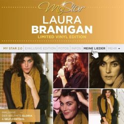 Laura Branigan - My Star BORÍTÓSÉRÜLT!!! (Limited Vinyl Edition) /vinyl bakelit / LP