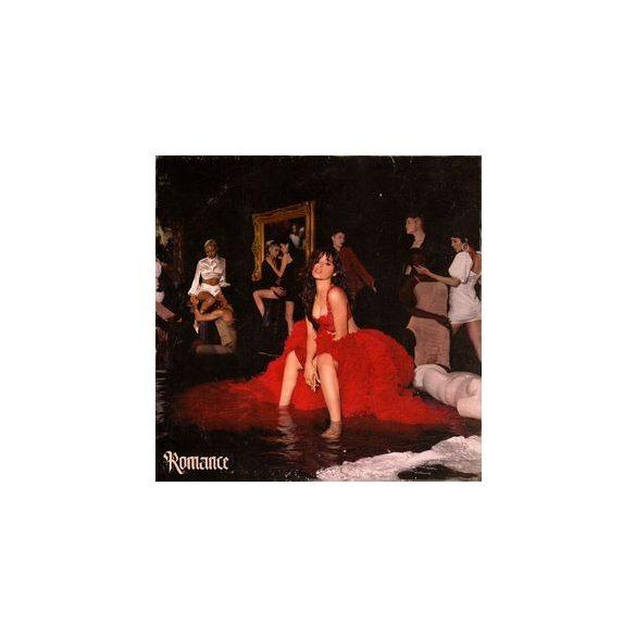 CAMILA CABELLO - Romance / vinyl bakelit / 2xLP