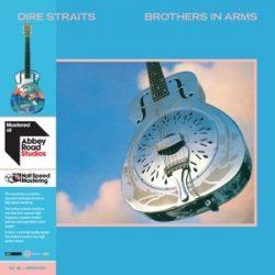 DIRE STRAITS Brothers In Arms / vinyl bakelit / 2xLP
