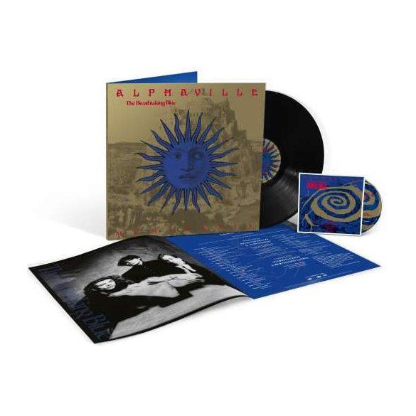 ALPHAVILLE - Breathtaking Blue / vinyl bakelit + dvd / LP