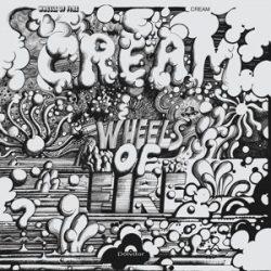 CREAM - Wheels Of Fire / vinyl bakelit / 2xLP
