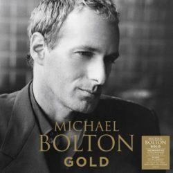MICHAEL BOLTON - Gold / színes vinyl bakelit / LP