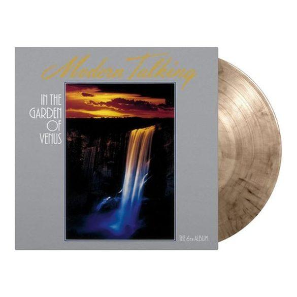 MODERN TALKING - In The Garden Of Venus / limitált színes vinyl bakelit / LP