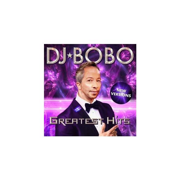 DJ Bobo - Greatest Hits (New Versions) / vinyl bakelit / 4xLP