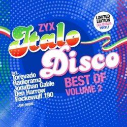 VÁLOGATÁS - Zyx Italo Disco Best of Vol.2 / vinyl bakelit / 2xLP