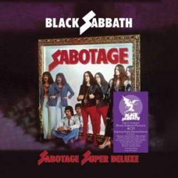 BLACK SABBATH - Sabotage / cd box / 4xCD