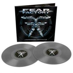 FEAR FACTORY - Aggression Continuum / színes vinyl bakelit / 2xLP