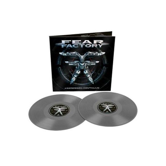 FEAR FACTORY - Aggression Continuum / vinyl bakelit / 2xLP