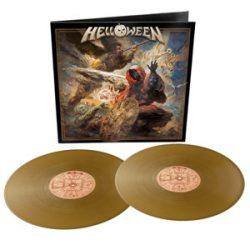 HELLOWEEN - Helloween / gold vinyl bakelit / 2xLP