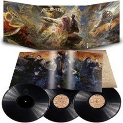 HELLOWEEN - Helloween / hologramm vinyl bakelit / 3xLP