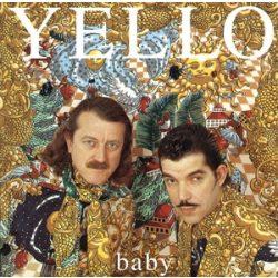 YELLO - Baby / vinyl bakelit / LP
