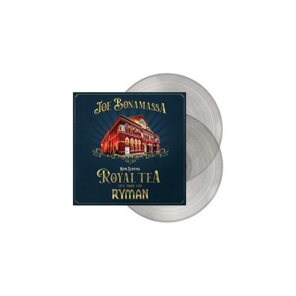 JOE BONAMASSA - Now Serving:Royal Tea Live From the Ryman / színes vinyl bakelit / 2xLP
