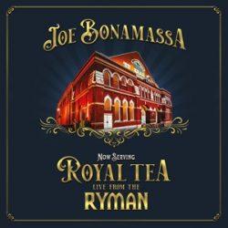 JOE BONAMASSA - Now Serving:Royal Tea Live From the Ryman CD