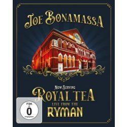 JOE BONAMASSA - Now Serving:Royal Tea Live From the Ryman DVD