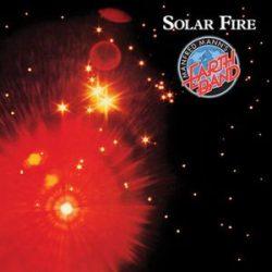 MANFRED MANN -  Solar Fire / limitált vinyl bakelit / LP