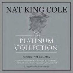 NAT KING COLE - Platinum Collection / színes vinyl bakelit / 3xLP