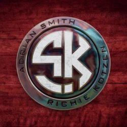 ADRIAN SMITH & RICHIE KOTZEN - Smith / Kotzen / vinyl bakelit / LP