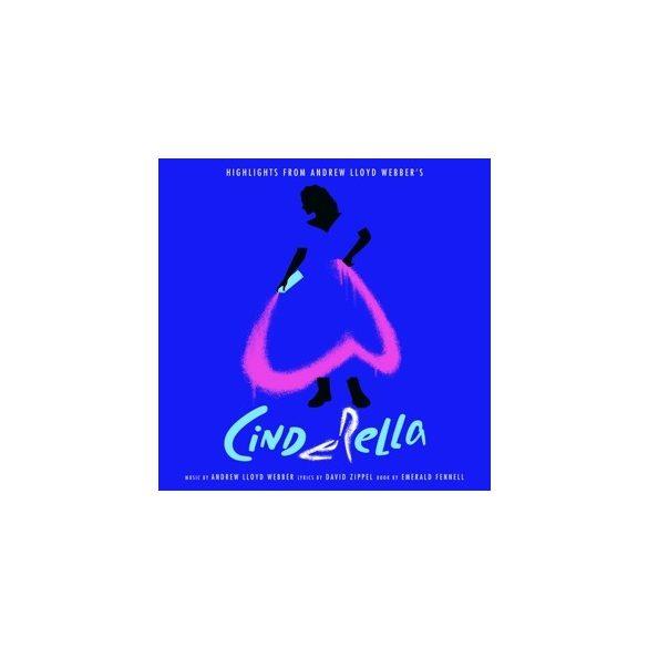 FILMZENE - Cinderella: Highlights From Andrew Lloyd Webber's. / vinyl bakelit / LP