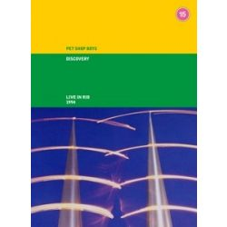 PET SHOP BOYS - Discovery Live In Rio 1994 / 2cd,1dvd / CD