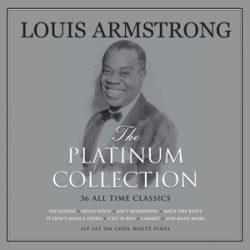 LOUIS ARMSTRONG - Platinum Collection / vinyl bakelit / 3xLP