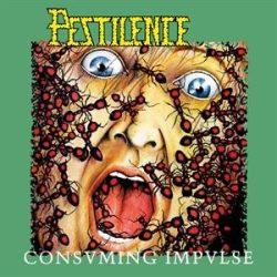 PESTILENCE - Consuming Impulse BORÍTÓSÉRÜLT! / vinyl bakelit / LP