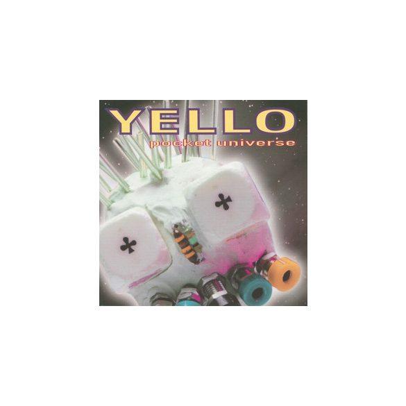 YELLO - Pocket Universe / vinyl bakelit / 2xLP