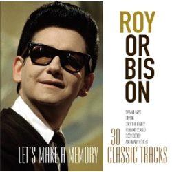 ROY ORBISON  - Let's Make a Memory CD