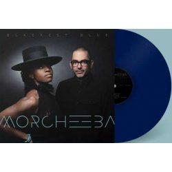 MORCHEEBA - Blackest Blue / blue vinyl bakelit / LP