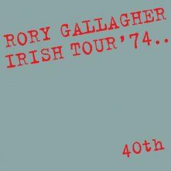 RORY GALLAGHER - Irish Tour '74 CD