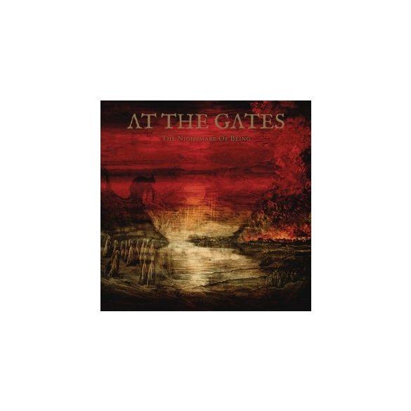 AT THE GATES - The Nightmare of Being / vinyl bakelit / LP