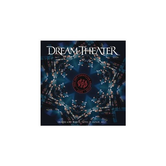 DREAM THEATER - Lost Not Forgotten Archives:Live In Japan 2017 CD