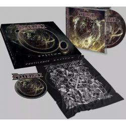 PESTILENCE - Exitivm / box set / CD