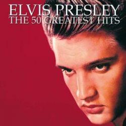 ELVIS PRESLEY - 50 Greatest Hits / vinyl bakelit / 3xLP