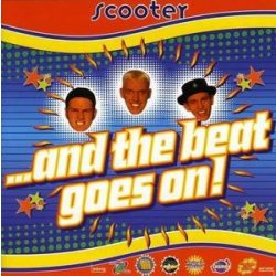 SCOOTER - ... and the beat goes on / vinyl bakelit / 2xLP