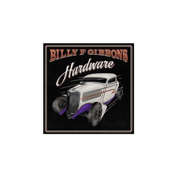 BILLY GIBBONS -  Hardware / vinyl bakelit / LP