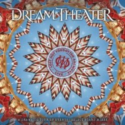 DREAM THEATER - Lost Not Forgotten Archives: A Dramatic Tour of Events – Select Board Mixes / vinyl bakelit / 3xLP