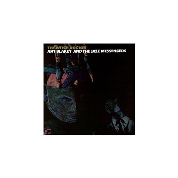 ART BLAKEY & THE JAZZ MESSENGERS - Witch Doctor / vinyl bakelit / LP