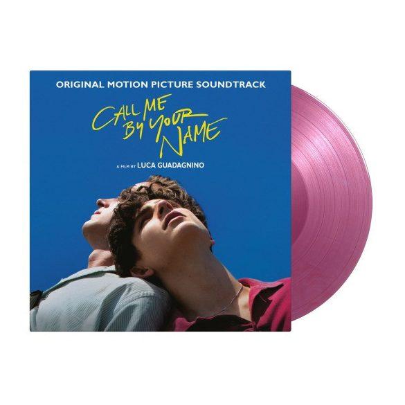 FILMZENE - Call Me By Your Name / limitált színes vinyl bakelit / 2xLP