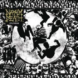 NAPALM DEATH - Utilitarian / vinyl bakelit / LP