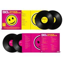 VÁLOGATÁS - 90's Dance Classics / vinyl bakelit / 2xLP