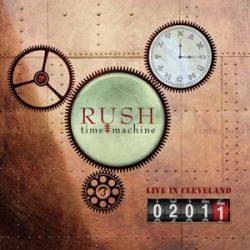RUSH - Time Machine 2011 Live In Cleveland / vinyl bakelit / 4xLP