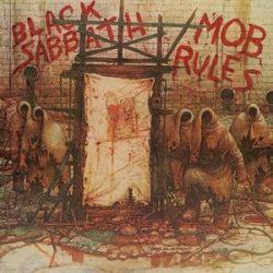BLACK SABBATH Mob Rules  / vinyl bakelit / 2xLP