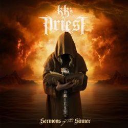 KK'S PRIEST - Sermons of the Sinner / színes vinyl bakelit / LP