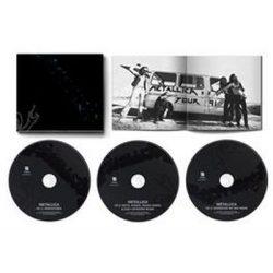 METALLICA - Metallica / expanded 3cd/ CD