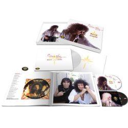 BRIAN MAY - Back To The Light / white vinyl bakelit box + 2cd / LP