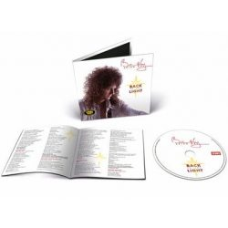BRIAN MAY - Back To The Light CD
