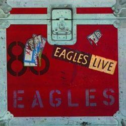 EAGLES -  Live / vinyl bakelit / 2xLP