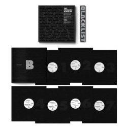 METALLICA - Metallica Backlist  / vinyl bakelit box / 7xLP
