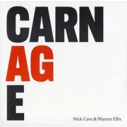 NICK CAVE & WARREN ELLIS - Carnage / vinyl bakelit /