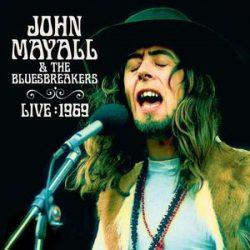 JOHN MAYALL - Live 1969 / színes vinyl bakelit / 3xLP